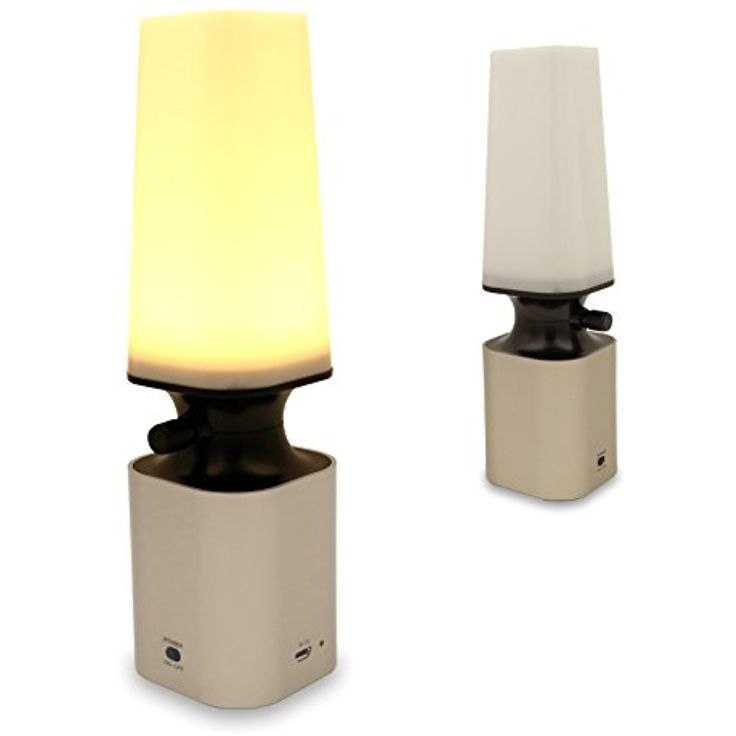 ALVARY Bedside LED Night Light, 10 Levels Dimming Portable Rechargeable Bedside Lamp Outdoor Table Lamp for Bedroom, Patio Garden Table *** You can find more details by visiting the image link. (This is an affiliate link) #NightLights