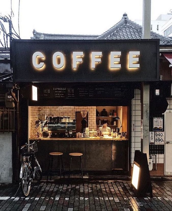 папку вывеска для кофейни фото интернет магазине