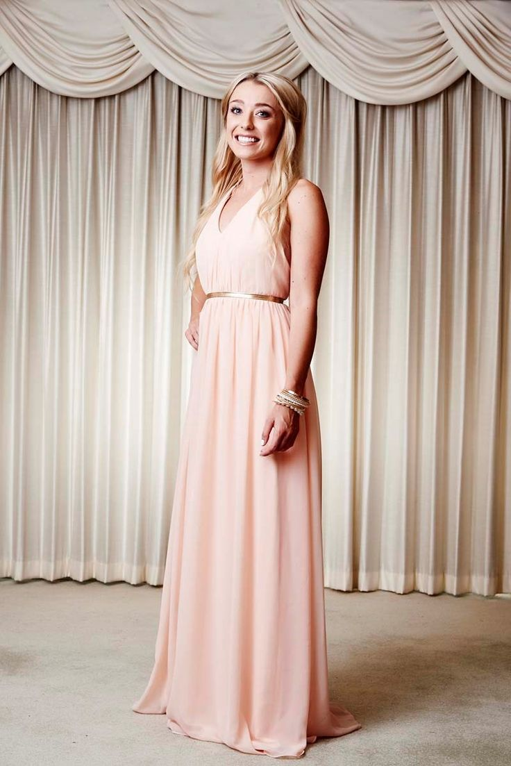 Veronica - Dresses - Rose Ceremony - Display Page - The Bachelor NZ - Shows - TV3