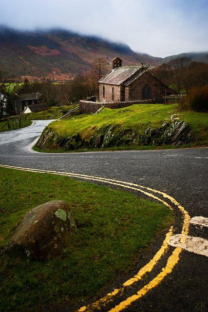 Buttermere, England