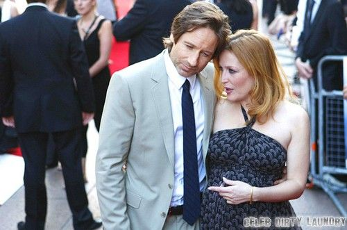 anderson and duchovny relationship