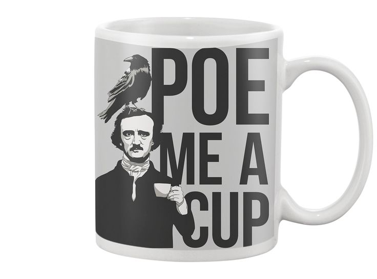 Poe me a cup!