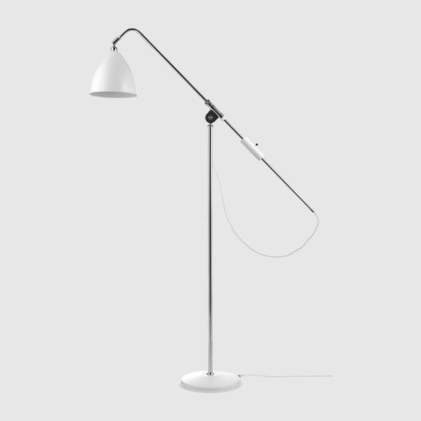 BL4 Floor Lamp - Dia.21 (M) - Chrome Base