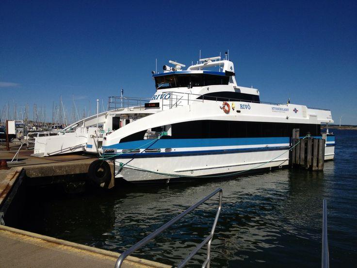 Saltholmen båtterminal - Ferry to archipelago