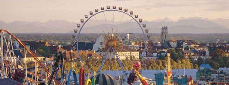 Frühlingsfest Monaco - The Oktoberfest Spring