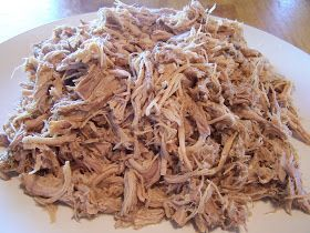 Mommy's Menu: Kahlua Pork