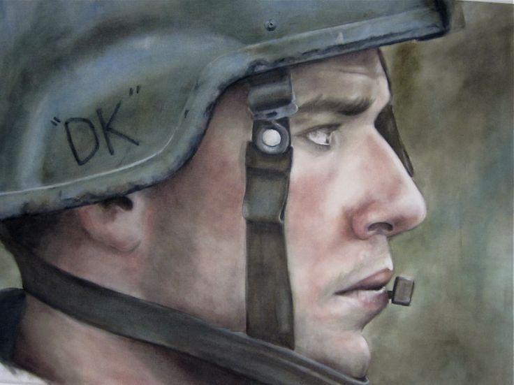 Oil on Canvas by Caroline MccGregor