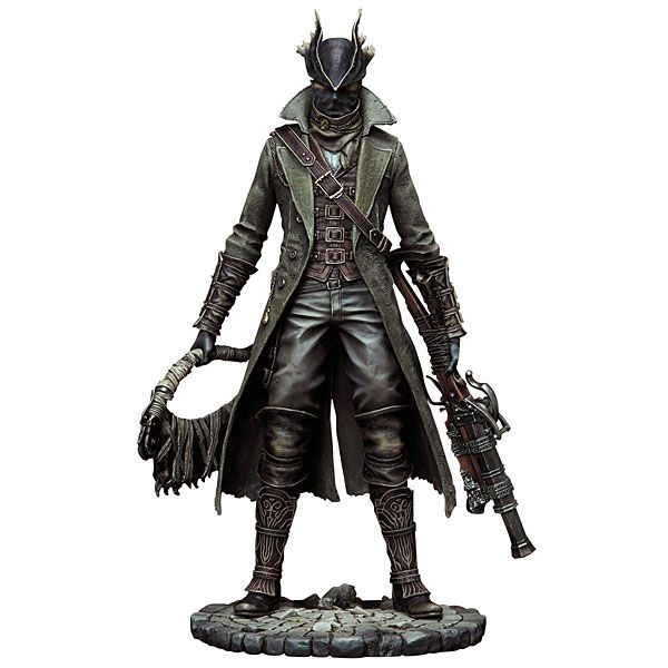 Bloodborne Hunter 1/6 Scale Statue