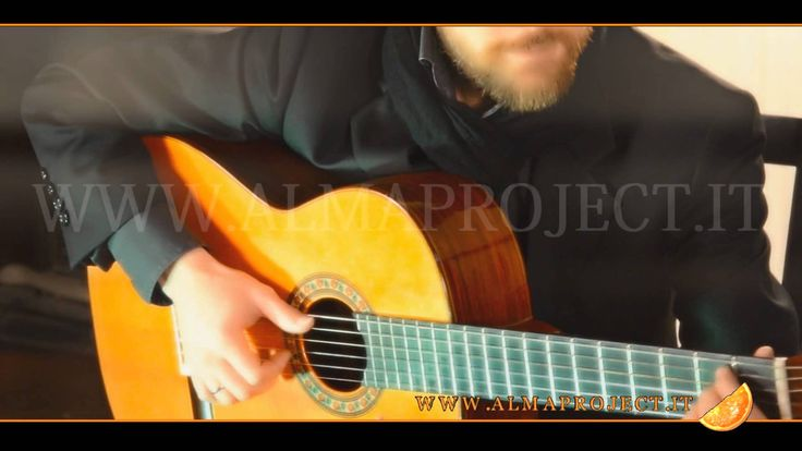 ALMA PROJECT - GUITAR SOLO GS - Time After Time / I got rhythm / Make you feel my love