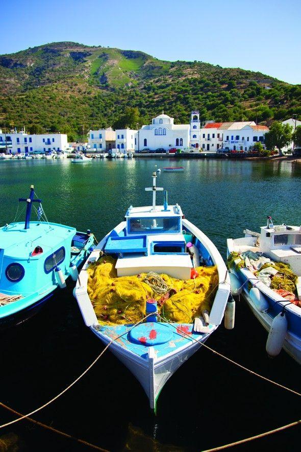 Nissyros , Greece