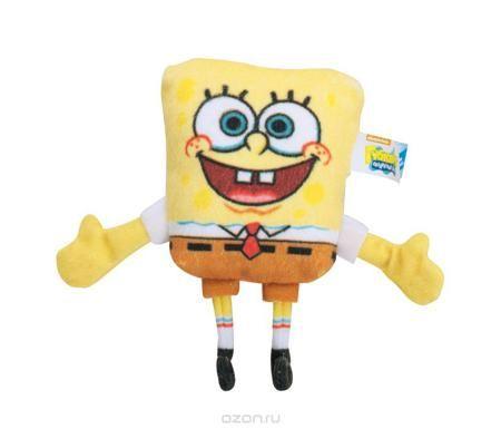 """Мягкая игрушка для ванны """"Губка Боб""""  — 427р. ------------------ Мягкая игрушка для ванны """"Губка Боб"""" превратит купание вашего малыша в веселую игру! Она выполнена из приятного на ощупь текстильного материала в виде Губки Боба. Необходимо опустить игрушку в воду на 40 секунд, и она вырастет в пушистого мягкого героя! Достав игрушку из воды, просушите ее полотенцем, и можно смело играть с сухой и мягкой игрушкой. Постепенно игрушка будет принимать первоначальный размер. А при повторном…"""