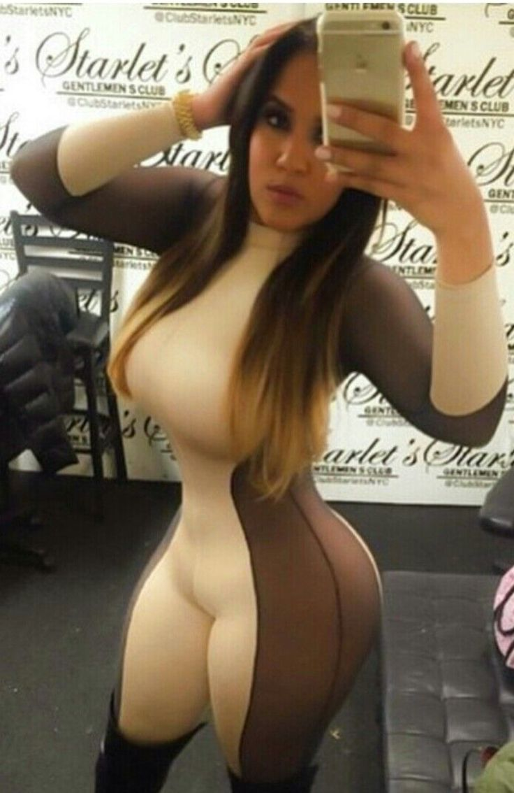 Thick nude women curvy