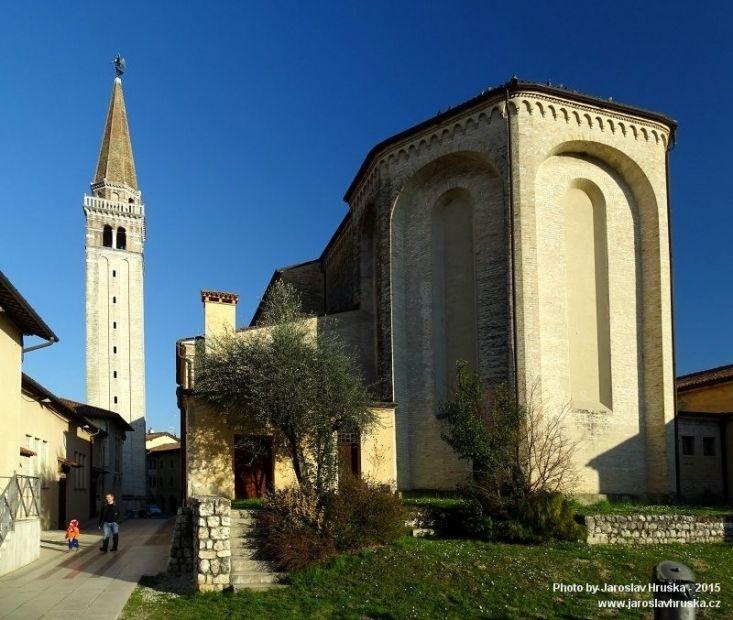 Sacile - Zahrada klidu (Itálie) ... více na http://www.desperado.cz/italie-sacile/