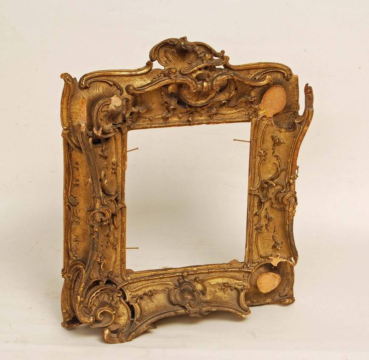 92 best Louis XV picture/mirror frames images on Pinterest | Mirror ...