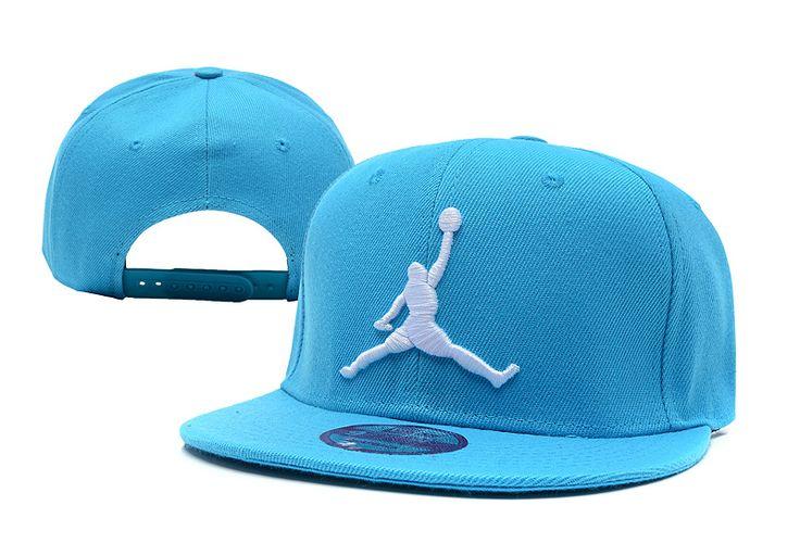 Jordan Brand Caps Blue New Era 9FIFTY Snapback Hats 052 8241
