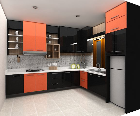 Kitchen Set Mas Aan