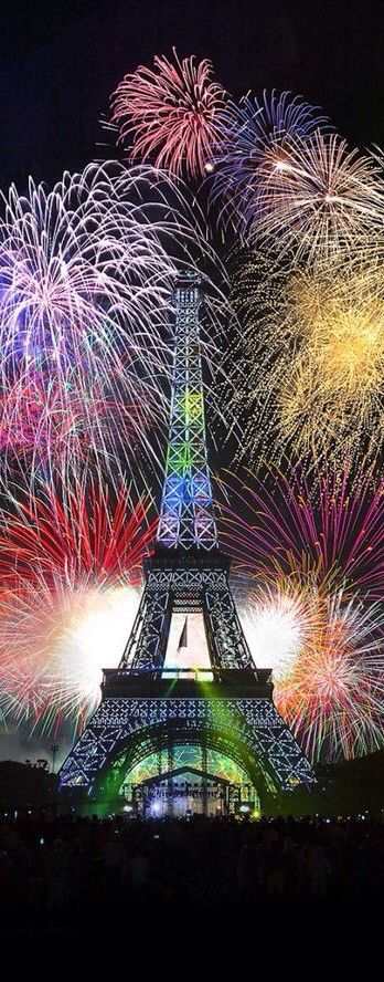 Happy New Year! ~ Bonne Annee!
