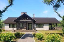 Casas de estilo rural por ARCH INNOVATION GROUP