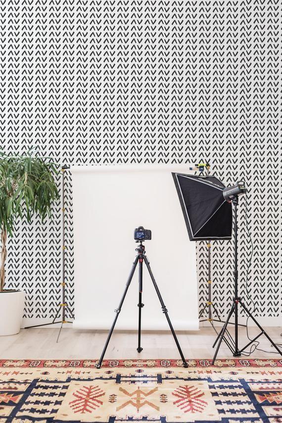 Scandinavian Style Removable Wallpaper Self Adhesive Etsy Scandinavian Wallpaper Removable Wallpaper Geometric Scandinavian Wallpaper