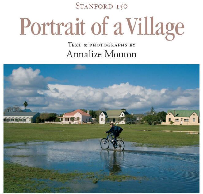 Nosy Rosy has a brand new Book choice column and this month I would love to tell you more about the remarkable woman who gave us Stanford, Portrait of a Village.