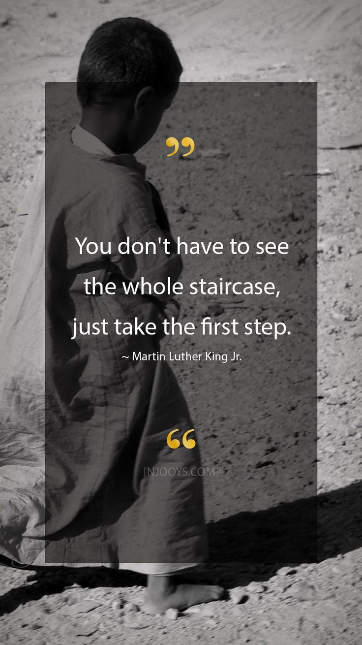 Martin Luther King Jr Quotes You Dont Have To See The Whole