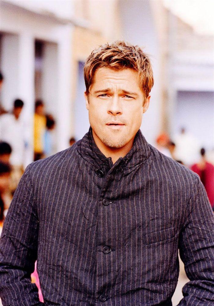 Brad Pitt by Ellen Von Unwerth, 2006