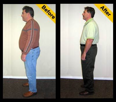HCG Before and After Photos of Jeff: Down 66 lbs with the HCG Diet! www.poundsandinchesaway.com
