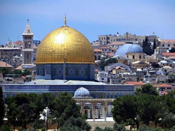 It's time for the western world, Jews, Christians, and Moslems of good faith, to recognize the sanctity and legitimacy of the Temple Mount for all religious traditions, and accept the archaeological, historical, and spiritual record with dignity and respect.  Temple Mount, Jerusalem. (Public Domain)