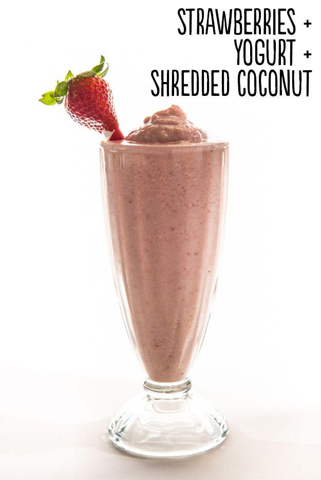 8 East 3 ingredient smoothies