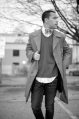 Vintage Fashion, Styling by Joseph Garrett, Model: Branden Summers