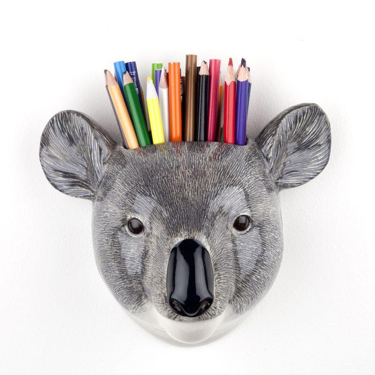 Koala Wall Vase