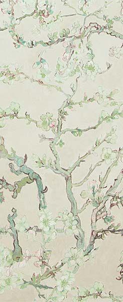 IET-17141  BN Wallcoverings  Van Gogh Almond Blossom  GBP40