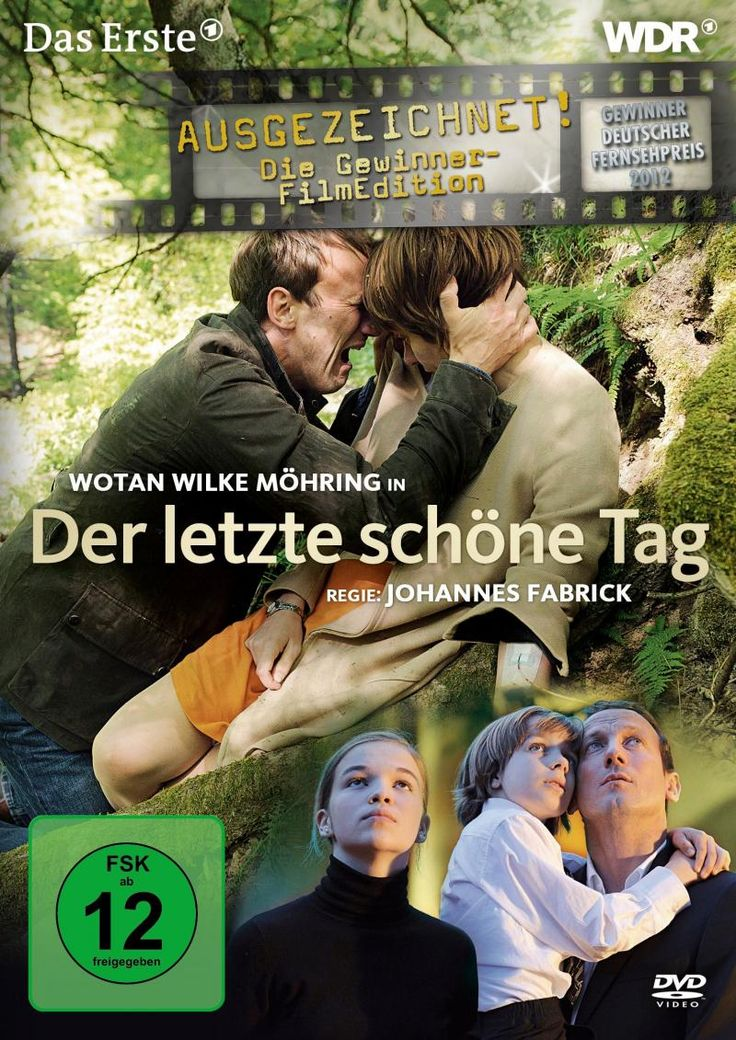 """""""Der Letzte Scöne Tag""""/The Last Beautiful Day"""" starring Wotan Wilke Möhring about a husband and father and his children after his wife's suicide."""