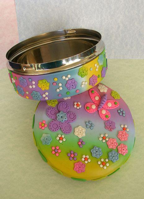 Inox round box   Flickr - Photo Sharing!