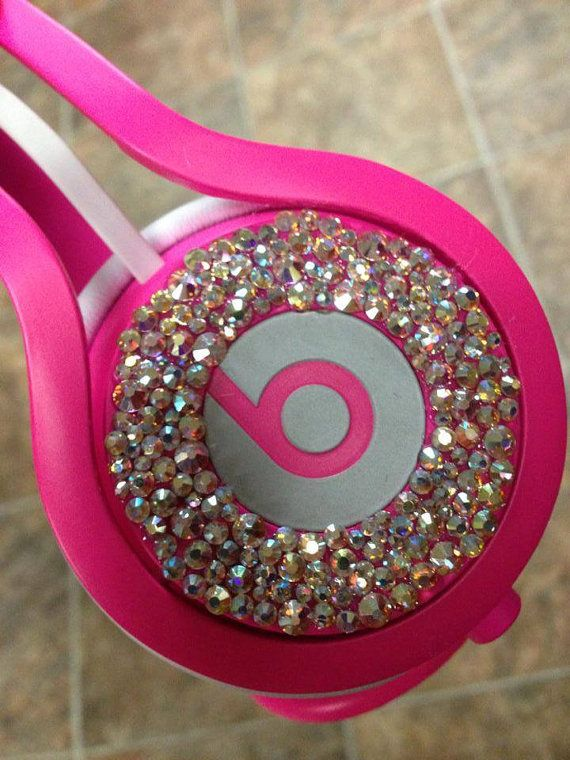 Beats by Dre Solo HD Drenched in Assorted Colors - $99 - Target - I will put the sparkles on myself!!!!