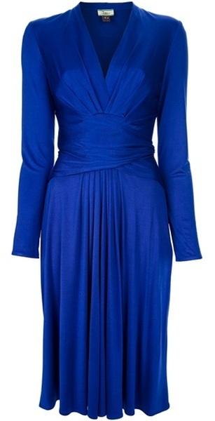 ISSA THE ROYAL ENGAGEMENT DRESS Long Sleeved Dress     dressmesweetiedarling