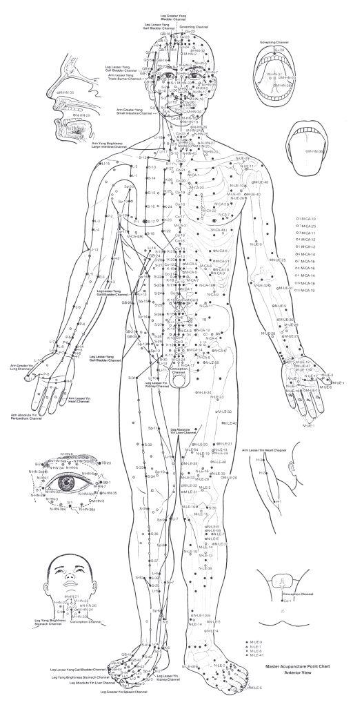 17 best ideas about acupuncture points chart on pinterest