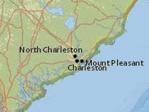 Average Weather in February in North Charleston, South Carolina, United States - Weather Spark