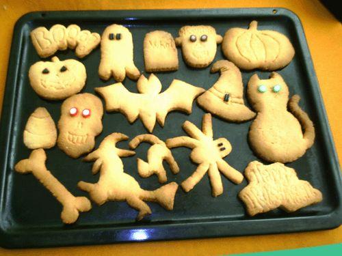 Recetas de galletitas de manteca