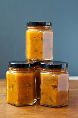apricot sage shallot savory jam - can also be made with peaches or nectarines
