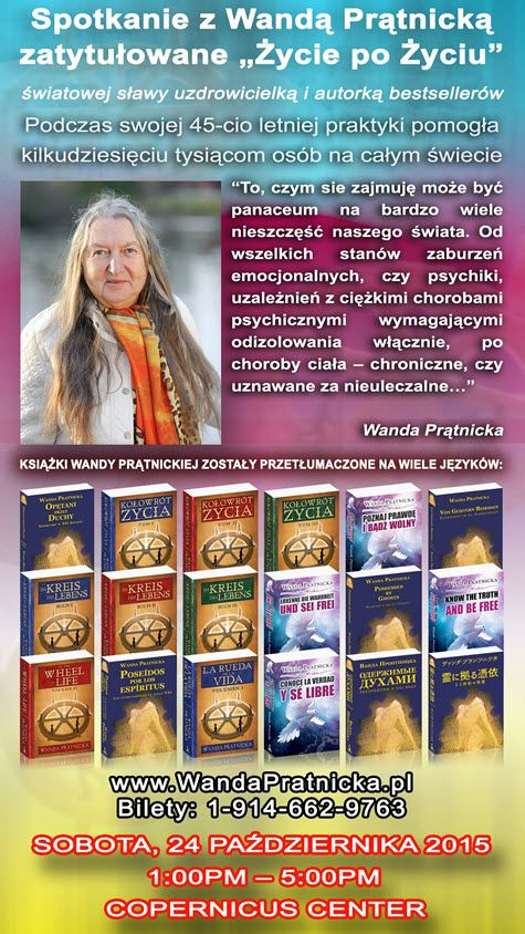 Zycie po Zyciu – Wanda Prątnicka 10/24/2015
