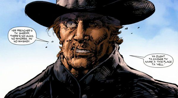 Jonah Hex Cast For 'Legends of Tomorrow' | The Fandom Post