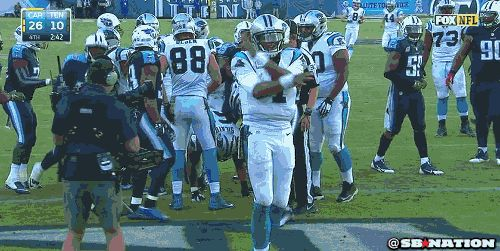Why are Cam Newton, Panthers doing the Dab? A history of the dance craze