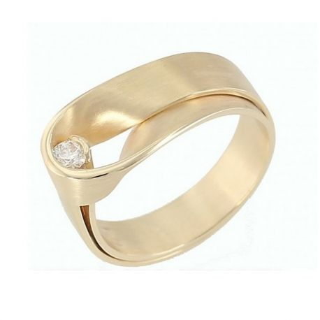 Geelgouden ring   GORT Goudsmid juwelier