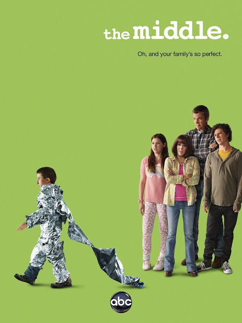The Middle (ABC) you guys have to watch it!