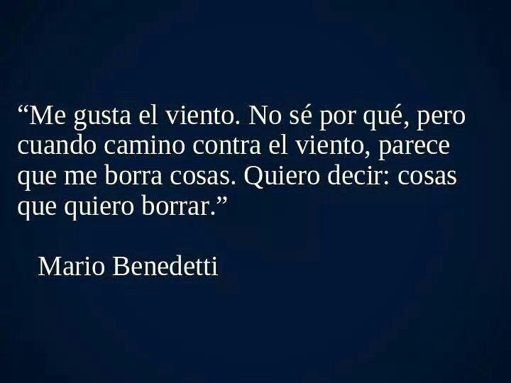 52 Frases de Mario Benedetti, Hazle el amor, Hazte el amor.