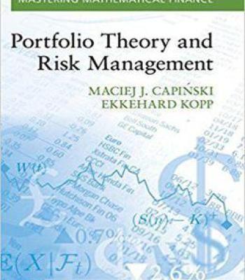 Portfolio Theory And Risk Management PDF