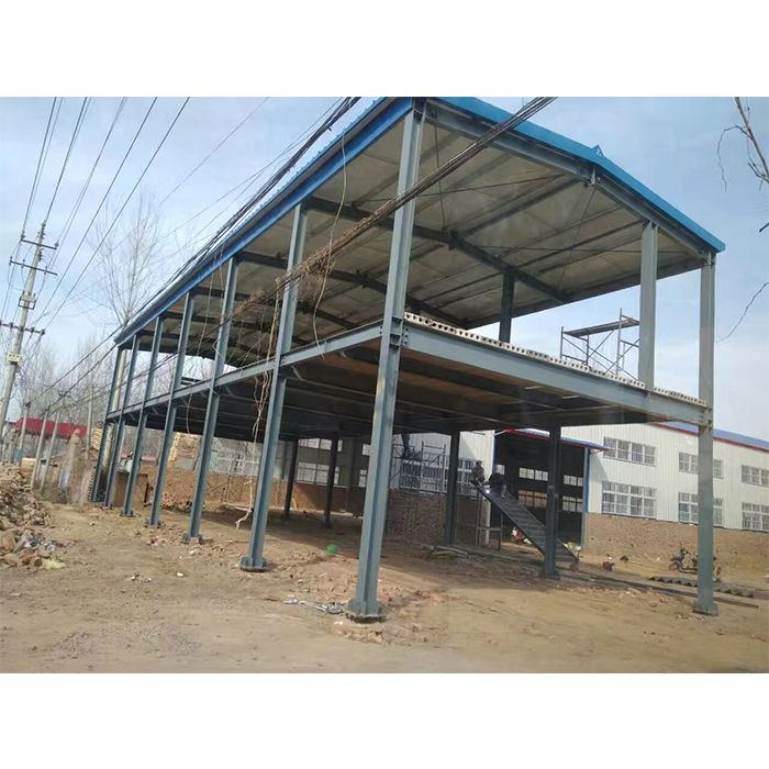 Prefab Structures Steel Warehouse Shed Building View Prefab