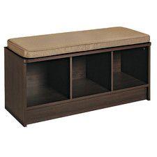 Cubeicals 3 Cube Storage Bench