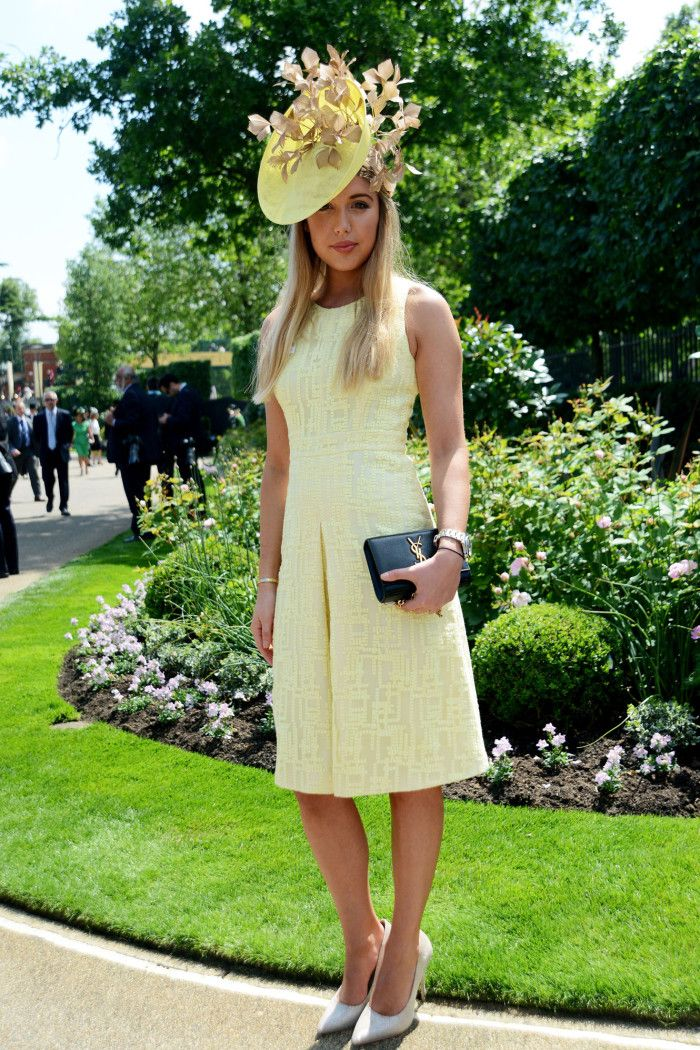 For more Ascot hats and trends go to graziadaily.co.uk...